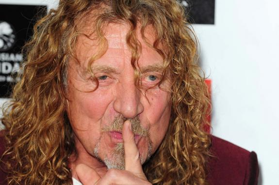 Robert Plant does not want to think about retirement